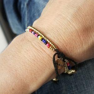 Stella & Dot autism awareness bracelet